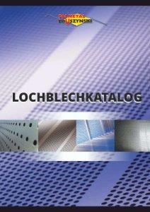 Lochblechkatalog