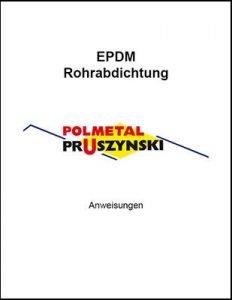 EPDM Rohrabdichtung Anweisungen