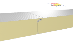 Sandwichelemente Wand PWS-PIR-PL