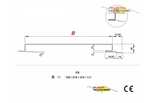 Wandpaneel PS215
