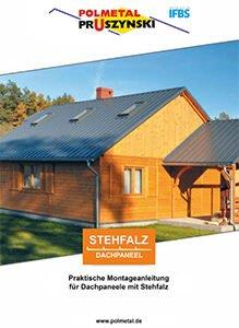 Montageanleitung für Dachpaneele mit Stehfalz 1