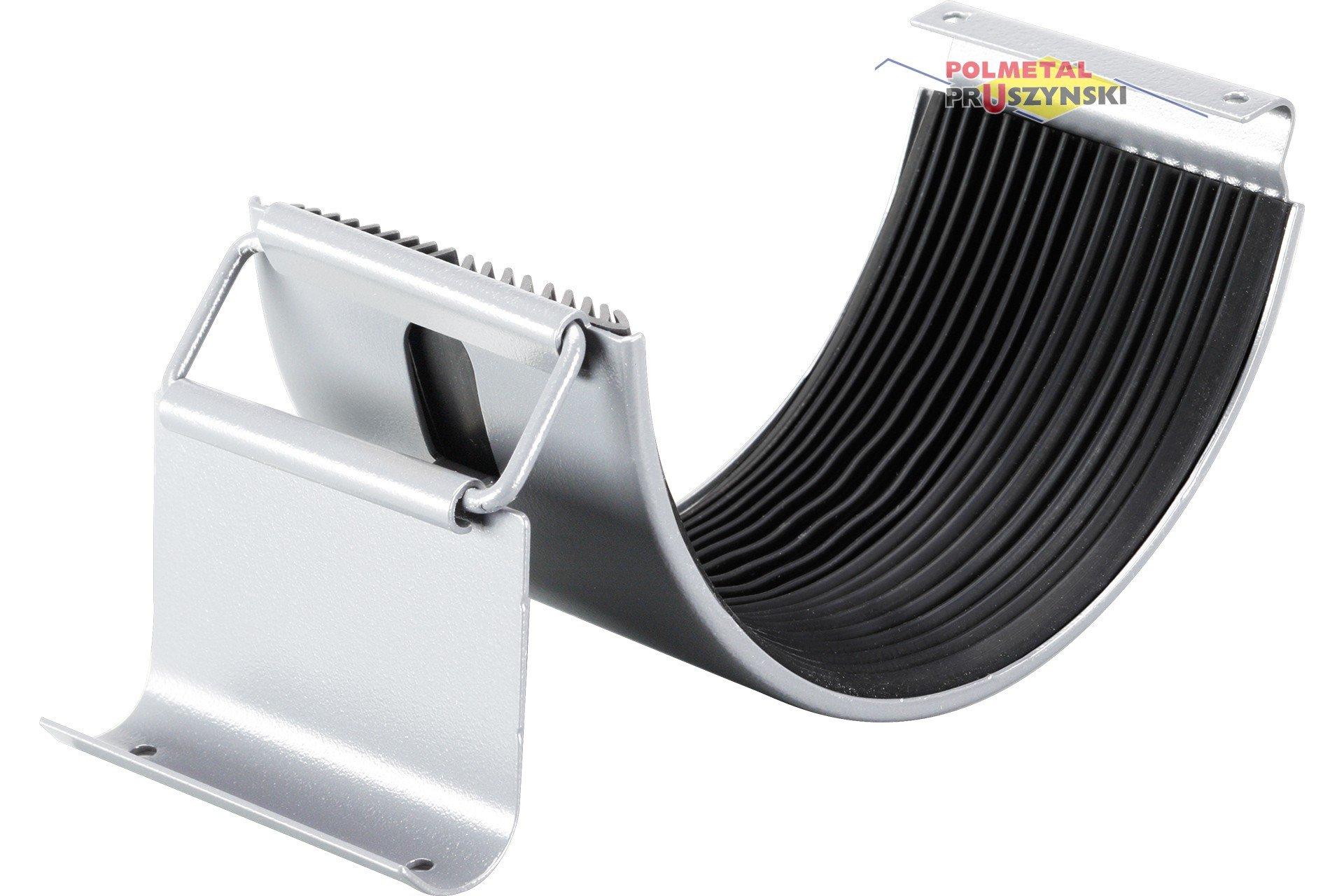 Rinnenverbinder (Stahl RAL 9006)