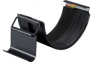 Rinnenverbinder (Stahl RAL 9005)