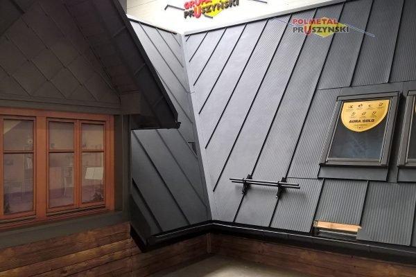 Dachpaneel PD510 S STEHFALZ