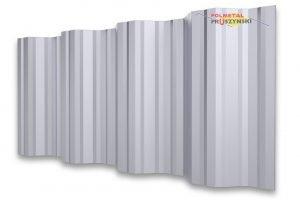 Trapezblech T60P Wand