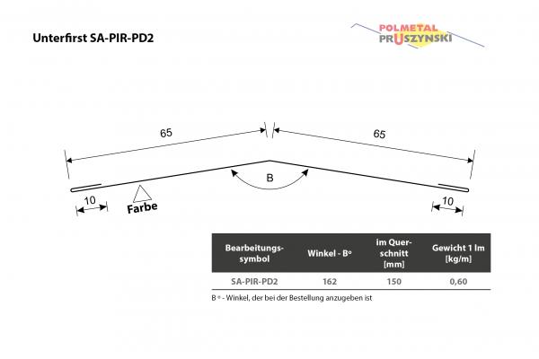 Unterfirst SA-PIR-PD2