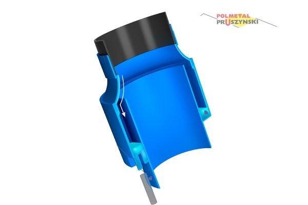 Wasser-Kondensator
