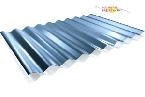 Fassadenwellprofil PF25