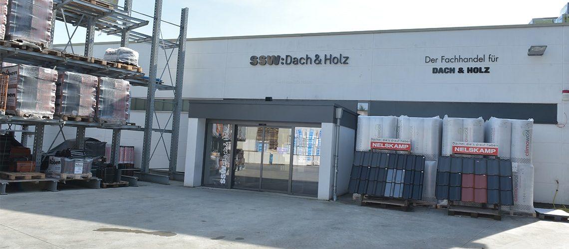 SSW Dach & Holz Mönchengladbach