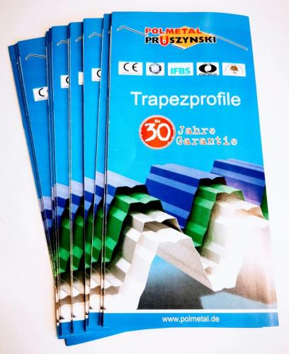M5 Trapezprofile Flyer