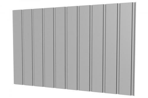 Wandprofil T7P RAL 9006