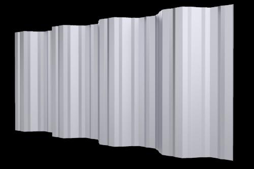 Wandprofil T60P